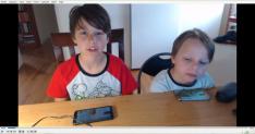 Kedves búcsúüzenet videón a pénteki csoporttól
