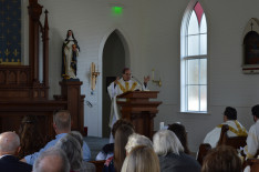 Igehirdetés: Duca püspök ünnepi prédikációja