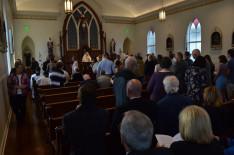 Úrvacsorázó gyülekezet