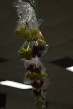 függő szőlők