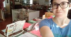 szombati önkénteskedés a múzeumban