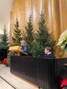 Grauzer Csilla ünnepi beszéde