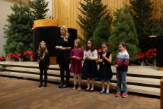 MISI Magyar Iskola ünnepi műsora