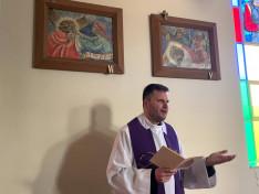 Bese Gergő atya Hamiltonban