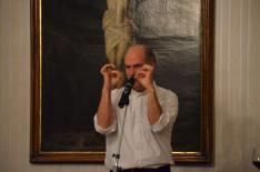 Berecz András meseest a bécsi Pázmáneumban
