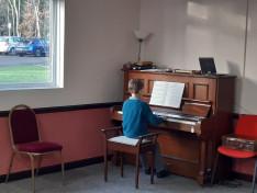 a kis zongoristánk koncertje