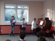 francia karácsonyi ének zongorakísérettel