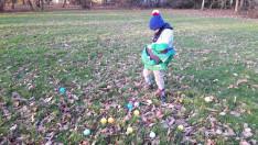 Kis labdák gyűjtése