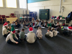 Karácsonyi énektanulás