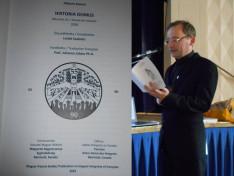 A Historia Domus francia fordításának bemutatása