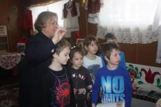 """Gergely Katalin """"tárlatvezetése"""""""
