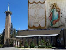 A montreáli Magyarok Nagyasszonya templom és az emlékpark