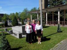 A Trianoni emlékmű előtt - 2020. május 29.