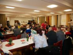 Nürnbergi Magyar Kultúregyesület karácsonya