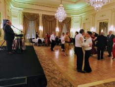 Táncoló vendégek