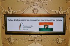 Genfi Magyar Jótékonysági Bál a Genfi Magyar Egyesület szervezésében