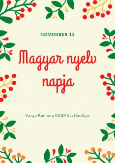 Magyar nyelv napja