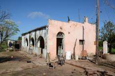 A Villa Angela-i magyar ház, eredeti helyén