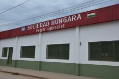 A Villa Angela-i Magyar Egyesület székháza (a 2019. évi felújítást megelőzően)