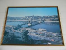 Korábban Gaál József Budapest éttermét díszítették a látképek