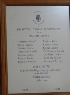 Magyar Tanya - Midrand
