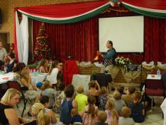Mikulás ünnepség Midrandben