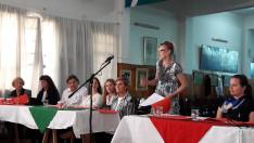 Zólyomi Kati - a Vaslánc, oszlopketrec, drótgerinc c. darab írója és rendezője