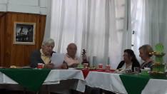 Papp Ernő, a Valentin Alsinai egyesület elnöke is megajándékozta a jelenlévőket egy szavalattal