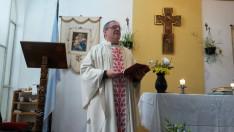 A szertartást celebráló atya