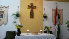 A Mindszentynum káplonájának oltára
