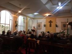 Augusztus 20-a a Mindszentynum kápolnájában