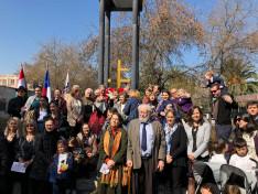 A magyar kolónia a Szent István téren