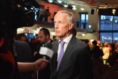Dr. Perényi János, Magyarország bécsi nagykövete