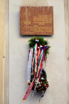 Koszorúzás és ünnepi megemlékezés gróf Széchenyi István születésének 225. évfordulója alkalmából