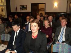 Magyarok Nagyasszonyának ünnepe lévén Mária-énekeket énekeltünk