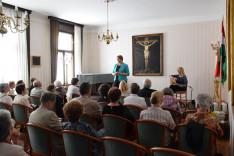 Csibi Krisztina a Petőfi- és a Kőrösi-programról beszélt