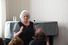 Wurst Erzsébet azt foglalta össze, hogy mit adott a két év és a két program a Kaláka-Clubnak