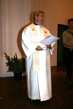 Az üdvözlő szavakat Nagy-György Attila katolikus lelkésztől hallhattuk