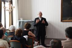 Varga János rektor atya arra a kérdésre válaszolt, hogy mit adott a Pázmáneumnak az elmúlt két év és a két program