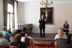 Varga János, a Pázmáneum rektora