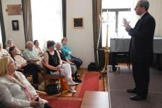 Varga János, a Pázmáneum rektora értékelte a közös munkát