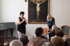 Géczi Erika megtapsolását alig akarta abbahagyni a közönség