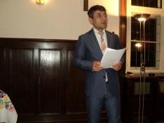 Potápi Árpád János nemzetpolitikáért felelős államtitkár ünnepi beszédet mondott