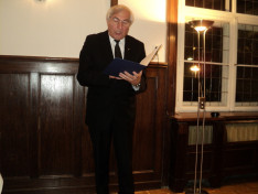 Ft. Dr. Vencser László erkölcsteológus, Márton Áron volt tanítványa és munkatársa személyes emlékeiről beszélt