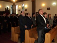 A megemlékezést imával és himnuszokkal zártuk