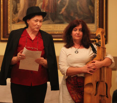 Fehérváry Lilla előadóművésszel