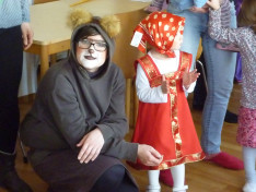 Farsangi mulatság a Bécsi Magyar Iskolában