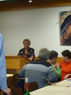 Könyvbemutató és nótaest Linzben