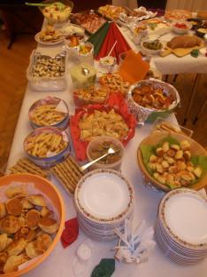 közösségi vacsora
