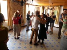 kezdő táncóra